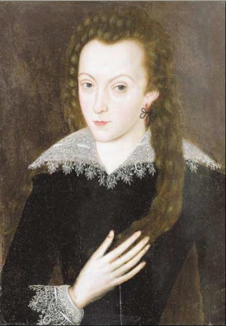 Cobbe Portrait « Shakespeare is My Religion