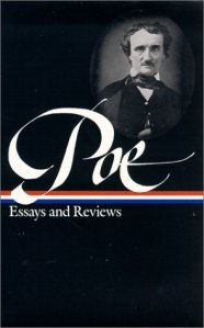 Poe essays reviews