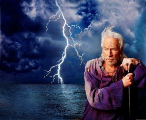 >Christopher Plummer as Prospero: The filmed version of his live performance in The Tempest is the next best thing to being at Stratford.